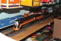 Rail King by MTH 4-8-4 Gs-4 steam Locomotive W/Proto USED no box W/on display