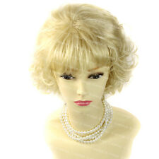 Classico short BELLISSIMA Parrucca riccia bionda stile estivo Donna Parrucca da Wiwigs UK