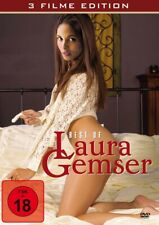 Laura Gemser Best of 3 Erotik Filme  u.a. Die Frau vom heissen Fluss NEU OVP