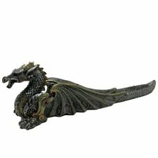 PAPO Fantasy Fire Dragon avec selle Figure 38973