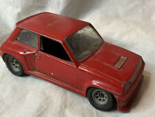 New ListingPolistil Renault R5 Turbo Car Vintage Red Renault R5 Turbo Car Toy