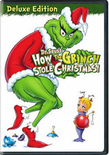 HOW THE GRINCH STOLE CHRISTMAS: 50TH ANNIVERSARY - DVD - Region 1