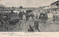 View of the Danbury Fair, Danbury, Connecticut, Early Postcard, Used in 1906