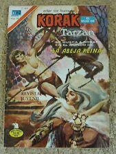 Korak el Hijo de Tarzan,Serie Aguila num.2-66,Novaro