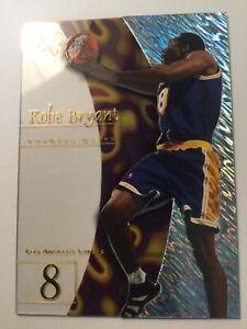 1997-98 SKYBOX E-X2001 KOBE BRYANT 2ND YEAR CARD #8