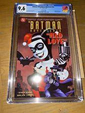 Batman Adventures: Mad Love #nn (1994) CGC 9.6 Origin of Harley Quinn, 2nd Print