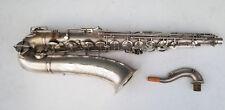 Vintage Buescher Aristocrat Tenor Saxophone