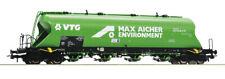 Roco 76704 Güterwagen Staubsilowagen Vtg H0