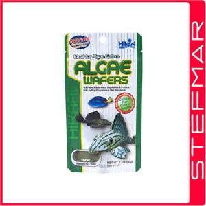 Hikari Algae Wafers 40g Tropical Catfish & Plecos Sinking Wafer Disc Fish Food
