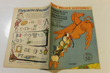 LES BELLES HISTOIRES DE DISNEY 21 octobre  1955 donald et le cheval ailé