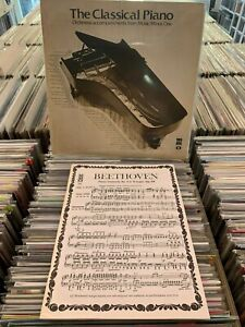 LP The Classical Piano MMO MUSIC MINUS ONE with insert