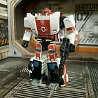 Transformers Siege Red Alert w/reprolabels - complete, w/box