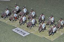 25 mm era ROMAN/ROMANO-Cavalleria 12 CAVALLERIA-CAV (10712)
