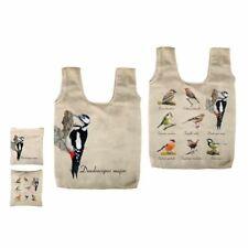 Bird Collection Foldable Shopping Bag
