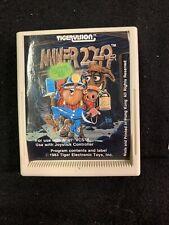 Miner 2049er Atari 2600. Use With Joystick Controller.