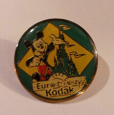 PIN'S /PINS /  DISNEYLAND PARIS EURODISNEY MICKEY KODAK GA001