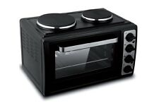 Giani 28L Electric 2900W Oven Table Top Space Saving Grill Roast BRAND NEW BLACK