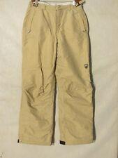 D9119 Convert Nailon Beis Poliéster Forro Cool Nieve Pantalones Juventud 30x30