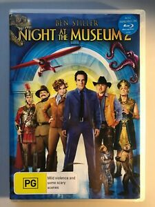 Night at the Museum 2 DVD (DISC MINT) Movie Pal R4 Ben Stiller