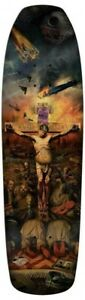 ANTI HERO Jeff Grosso Skateboard Crucified End Game