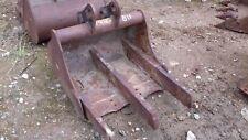 600mm Excavator Root Rake Fork Bucket 35mm pin 120mm x 170mm  £125+VAT s.n 811