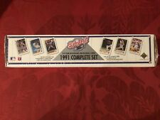 1991 Factory Sealed Upper Deck Baseball Set