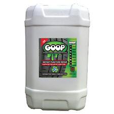 Goop Tyre Sealant Puncture Preventer Proofer 25 Litre Drum/Super Economy !!