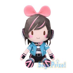 Sega AI Games Virtual YouTuber Jumbo Plush Doll Toy Sitting Kizuna AI SG4978