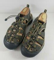 Keen Newport H2 Raven/Aluminum Waterproof Sport Sandal Men's Size EU 42 US 9