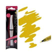 Wink of Stella Shimmer Glitter Marker Kuretake Zig Brush Tip Pen GOLD