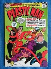 Plastic Man # 1 - (Fn/Vf) -1St Issue - 1St App Gordon Trueblood -Dirty Devices