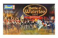 Revell 02450 Battle of Waterloo 1815 '200 Years' 1/72 Scale Figures T/48 Post