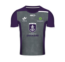 Fremantle Dockers AFL ISC Adults Training Tee Shirt BNWT SIZE' S-L