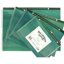 "DALER ROWNEY LANGTON Watercolour Spiral Paper / PAD 16""x12"" NOT Cold Pressed"