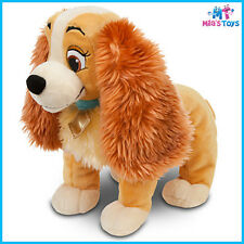 """Disney Lady and the Tramp's Lady 14"""" Plush Doll brand new"""