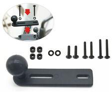 "Adjustable 1"" Ball Motorcycle Handlebar Cylinder Pump Cap Mount Kit Accessaries"