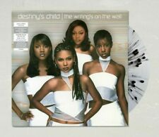 Destiny's Child Writing's on the Wall 2xLP CLEAR BLACK SPLATTER LIMITED VINYL LP