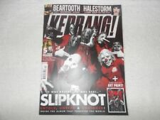 July Kerrang! Magazines