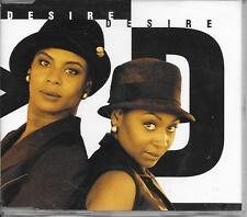 DESIRE - Desire CDM 4TR Euro House 1994 (ARS) Belgium