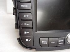 07 08 ACURA 3.2 TL Navigation GPS System LCD Display Touch Screen Monitor Tested