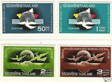 THAILAND 1967 International Letter Writing Week