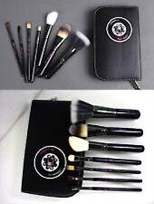 Makeup Brush Set Cosmetic (7 Pcs) Salon Quality w/Case Ship from Florida USA