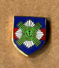 new scots guards lapel badge british army regiment Cavalry, Enamel and Military