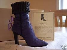 Just The Right Shoe ~ Purple Dream ~ Boot New In Box