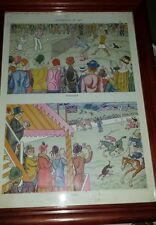 punch cartoon picture summer number mqy 21 1928 infidelity in art acot wimbledon