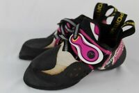 La Sportiva Solution Unisex 33 Climbing shoes US Women's 2 Men's 3 NEW
