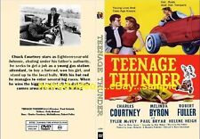 TEENAGE THUNDER (1957)  Hot rod custom  Street Drag movie fg