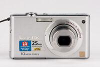 Panasonic Lumix DMC-FX37 Digitalkamera Kompaktkamera Kamera