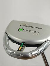 "Cobra Optica SL-02 Putter 33"" Center Shafted with TruGlo"