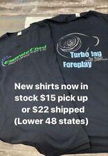"Emerald Coast Motorsports throwback ""Foreplay"" T-Shirts"